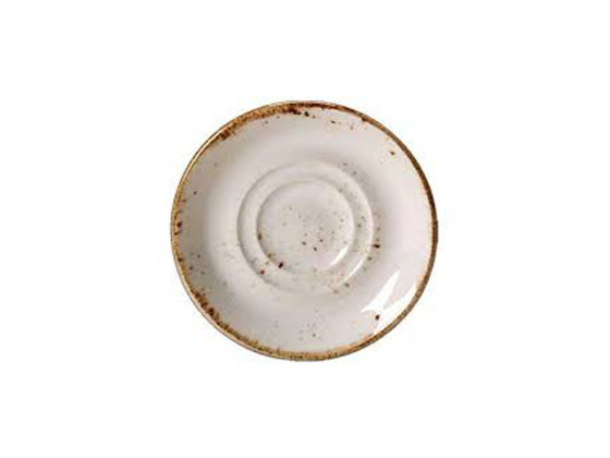 Aluslautanen valkoinen Ø 11,75 cm