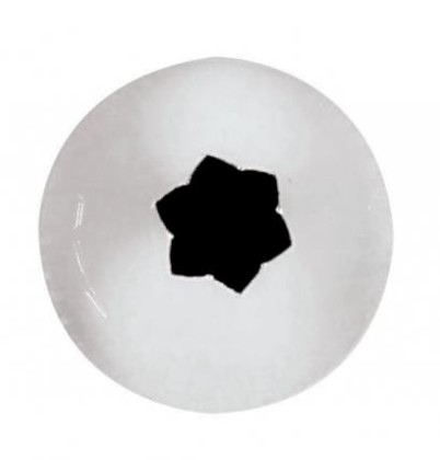 Tähtityllä rst 6 mm
