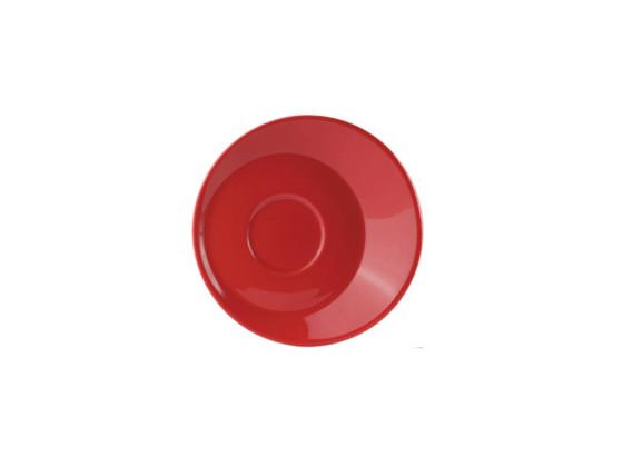 Aluslautanen Sheer punainen Ø 11,75 cm