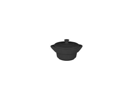 Pata kannellinen musta Ø 10 cm 21,6 cl