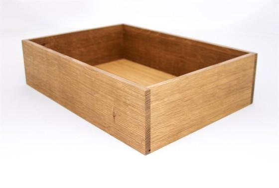 Puulaatikko 40x28x10 cm