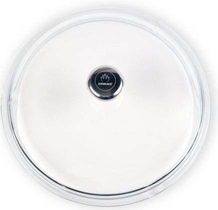 Mibrasa lasikansi paistovuoalle Ø200 mm