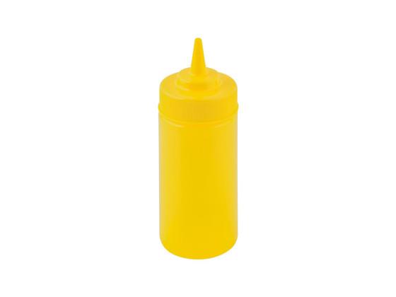 Sinappipullo keltainen 23 cl
