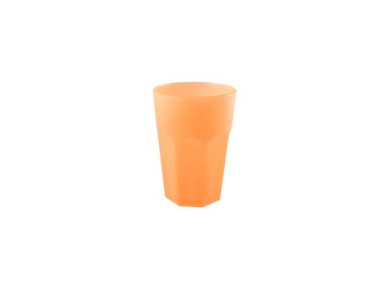 Juomalasi oranssi 45 cl