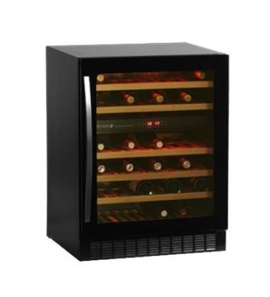 Lasiovellinen viinikaappi TFW160-2