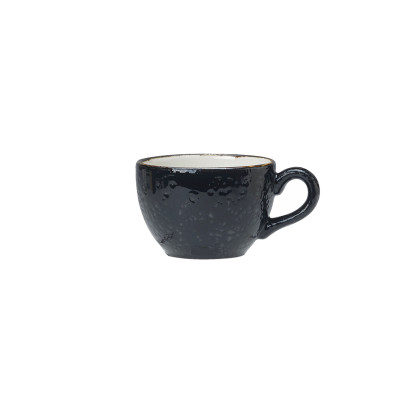 Espressokuppi musta 8,5 cl