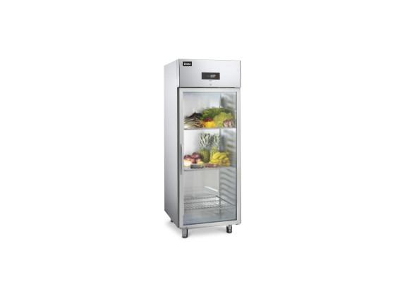 Kylmäkaappi lasiovella Dieta Green Plus C700G