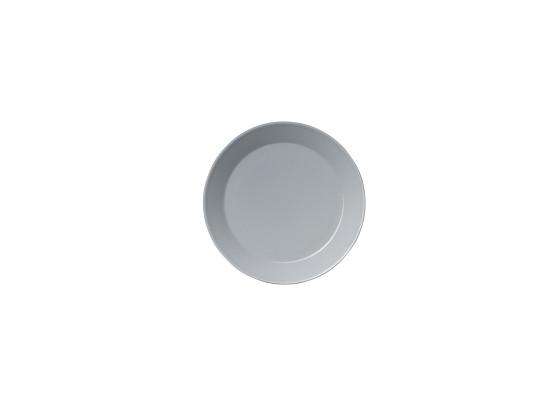 Lautanen helmenharmaa Ø 21 cm