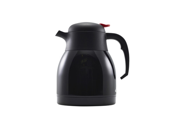 Termoskannu musta 1,2 L
