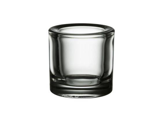 Kynttilälyhty kirkas 60 mm
