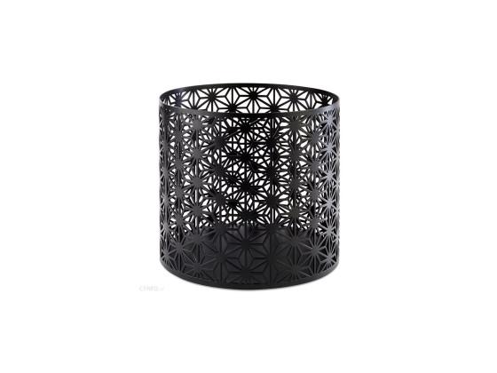 Kulhoteline musta Ø 21 cm k:20 cm