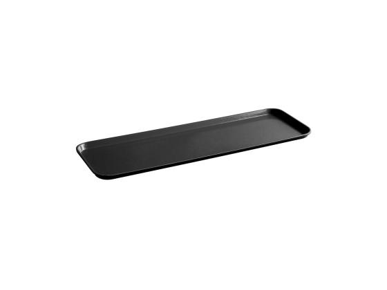Lasikkotarjotin musta 22x31,6 cm