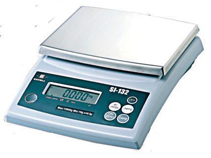 Pöytävaaka 1,5 kg/0,05 g
