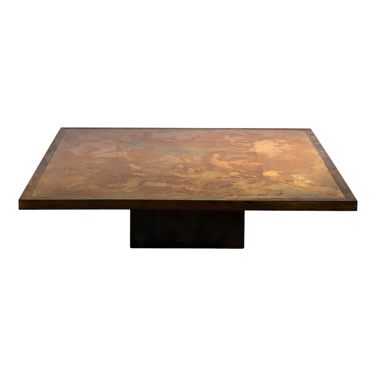 - The Bronze Coffee Table