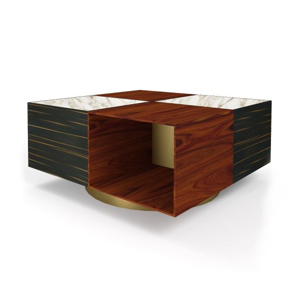 Fred Square Coffee Table
