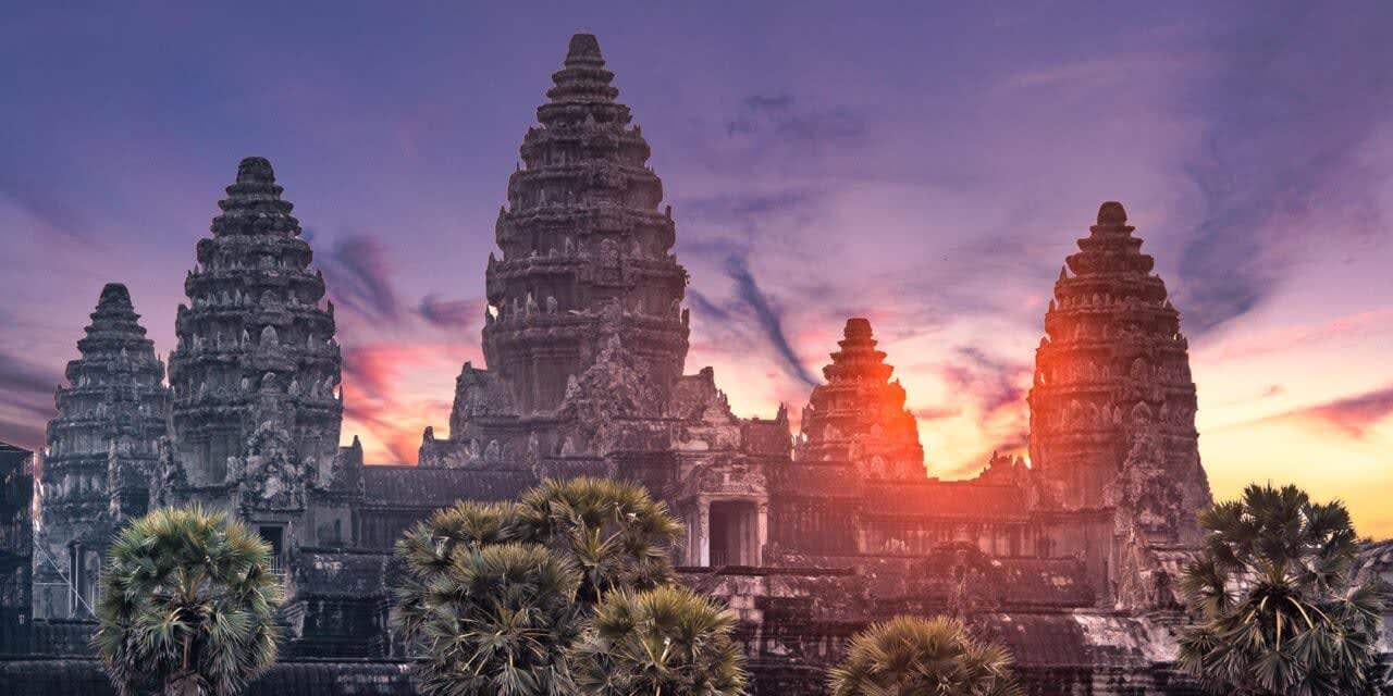 A Brief Introduction of Angkor Wat