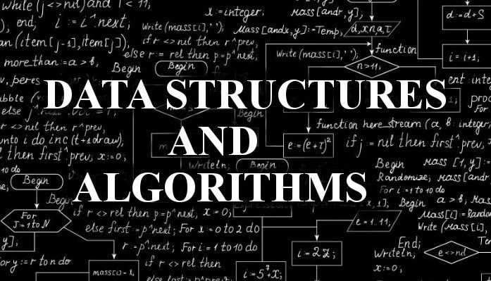 数据结构和算法