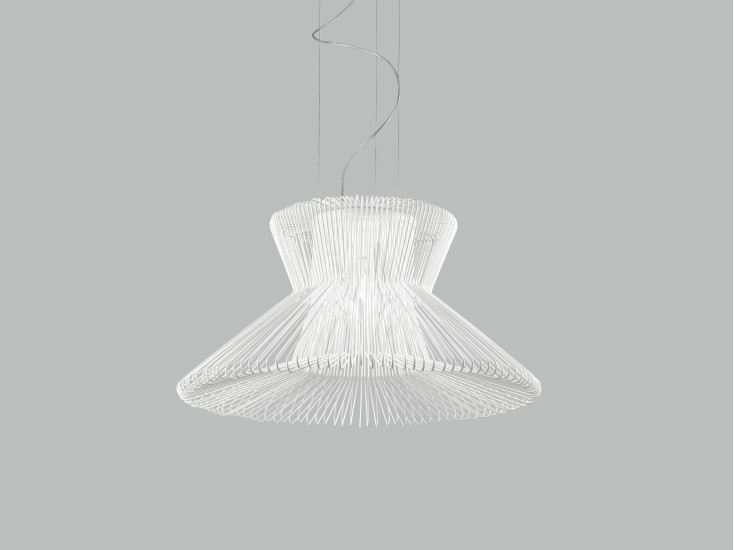 Impossible B: Suspended lamp available in different versions