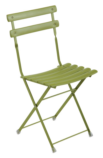 Arc en Ciel: Folding chair available in different colours