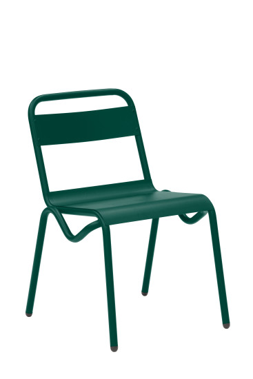 Anglet: Chair available in different colours