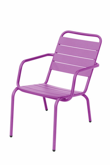 Barceloneta: Lounge chair available in different colours