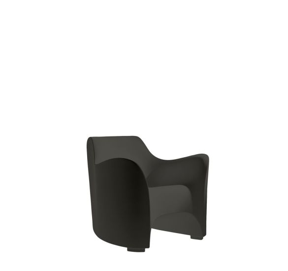 Tokyo-Pop: Armchair available in different finishings