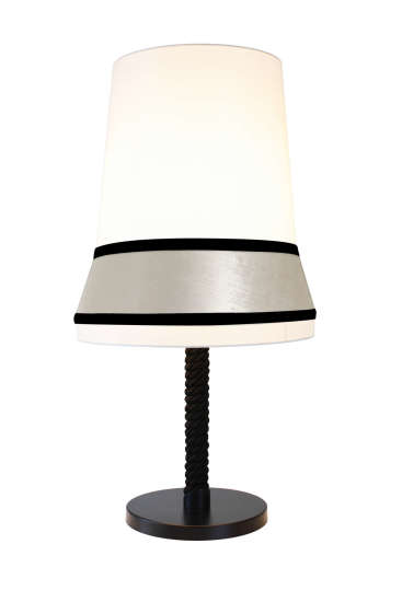 Audrey TA Large: Table lamp in different finishings