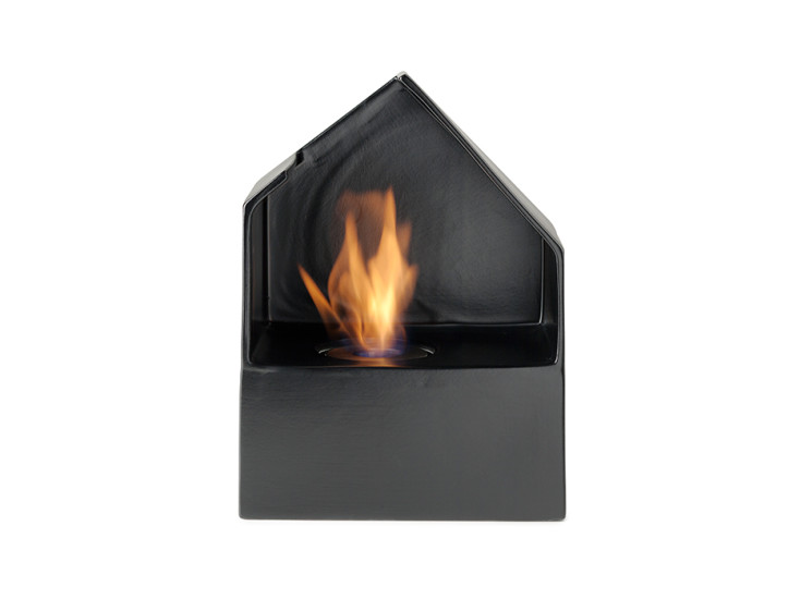 Homu: Table fireplace 400 mm x 400 mm x 300 mm