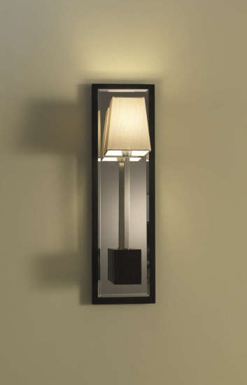 Lala AP: Wall lamp in different finishings