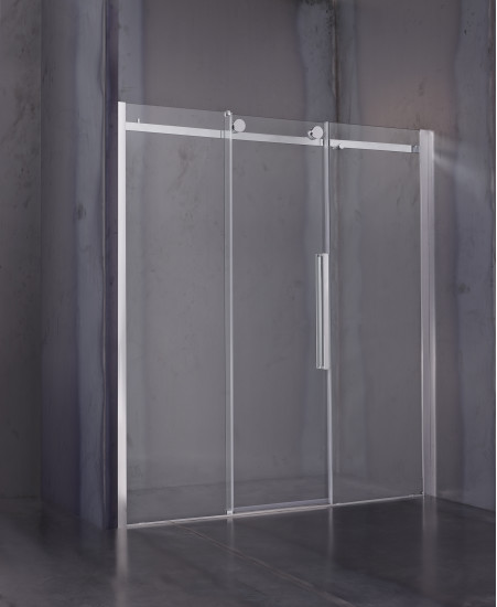 Giotto: Three panel sliding door in different versions