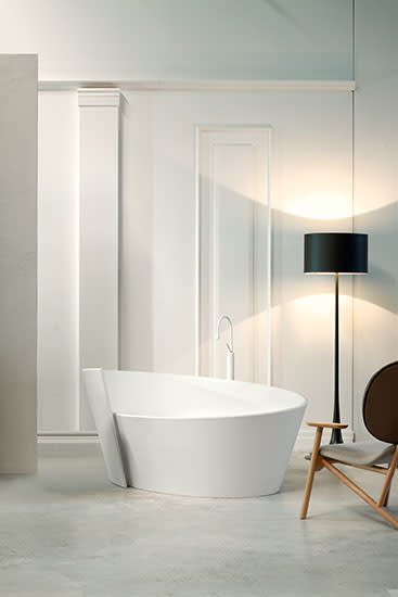 Anahita: Free standing bath in different colours