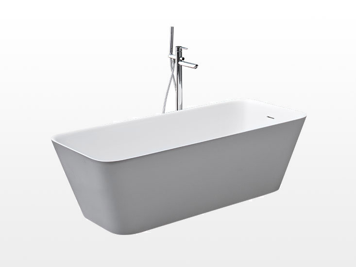 Mendi: Free standing bath in different finishings