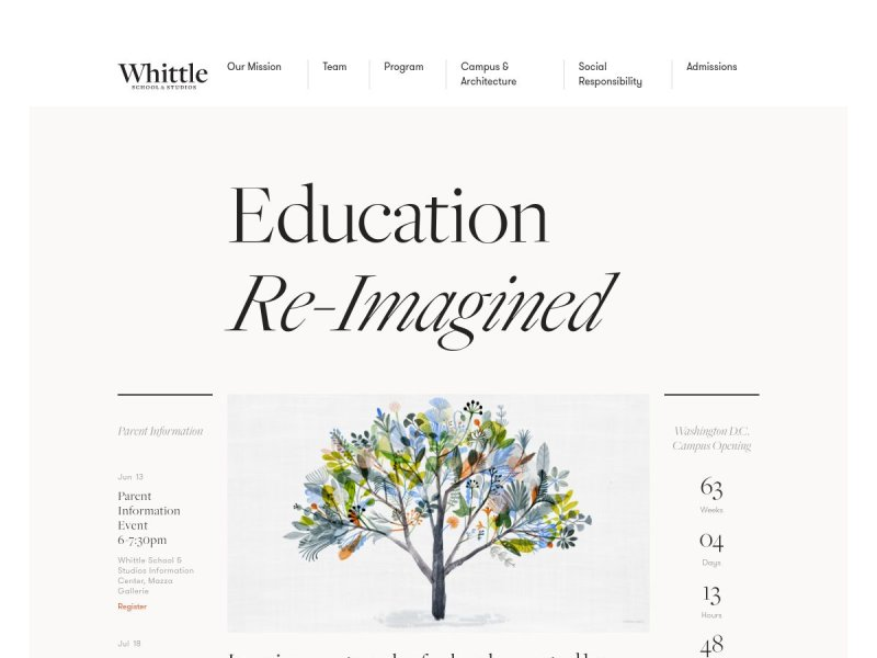 The Whittle School