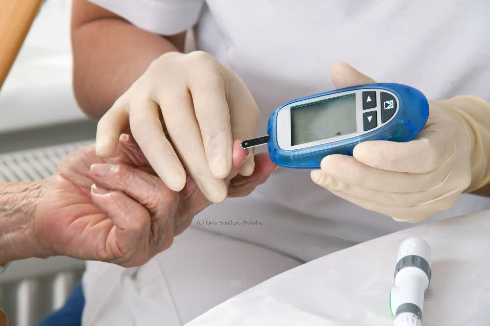 Diabetes schock c gina sanders fotoliajzzwy7