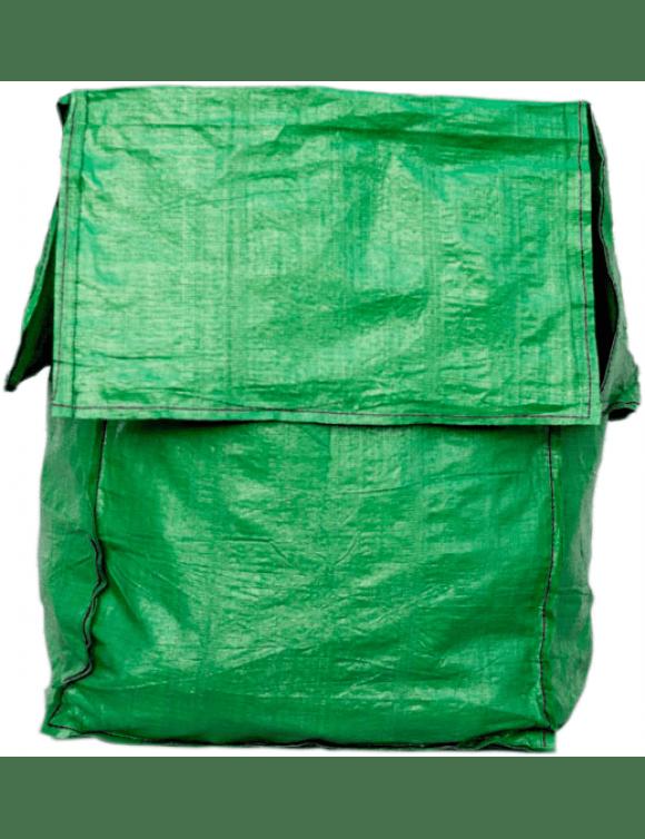 HDPE Green Garden Bag