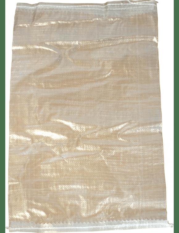Woven Polypropylene - Transparent Bags - 41 CM x 66 CM