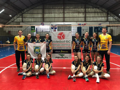 Atletas da AJOV conquistam quarta colocação geral no Campeonato Estadual Mirim