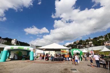 Joaçaba recebe ações do Dia do Bem FarmaSesi