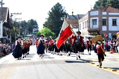 Treze Tílias se prepara para a Tirolerfest – Festa da Imigração Austríaca