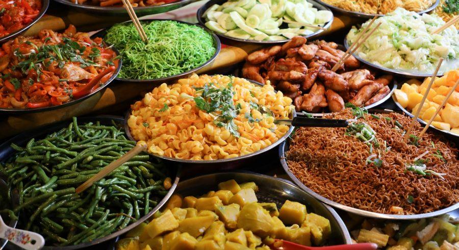 Laos_ traditional street food in the market in luang prabang laos Asia Enchanting Travels