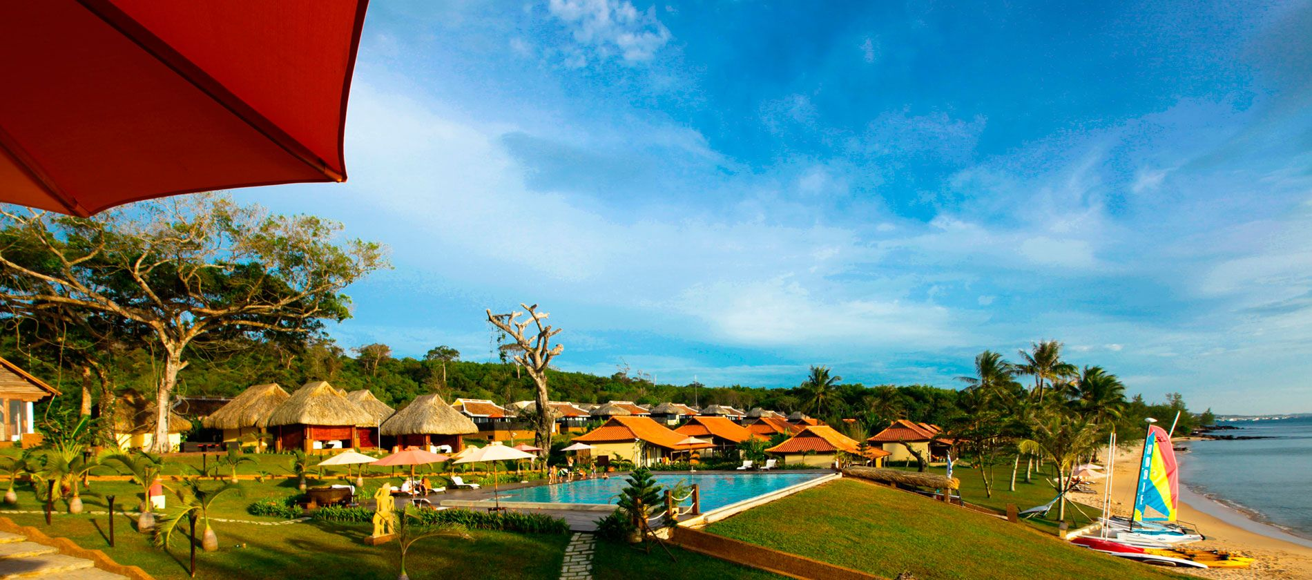 Chen Sea Resort And Spa Phu Quoc Island Hotel In Vietnam