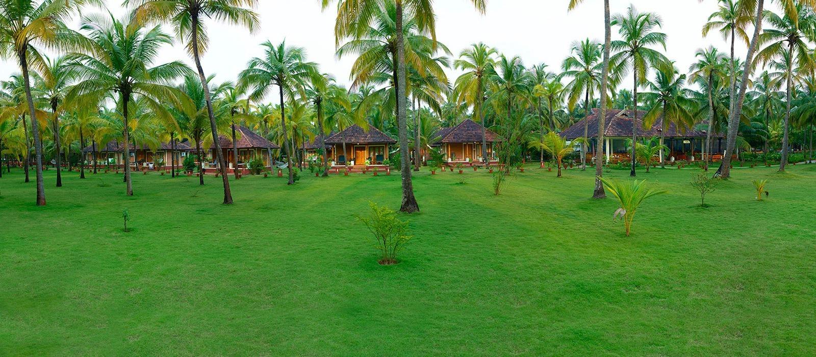 Ayurveda Nattika Beach Resort