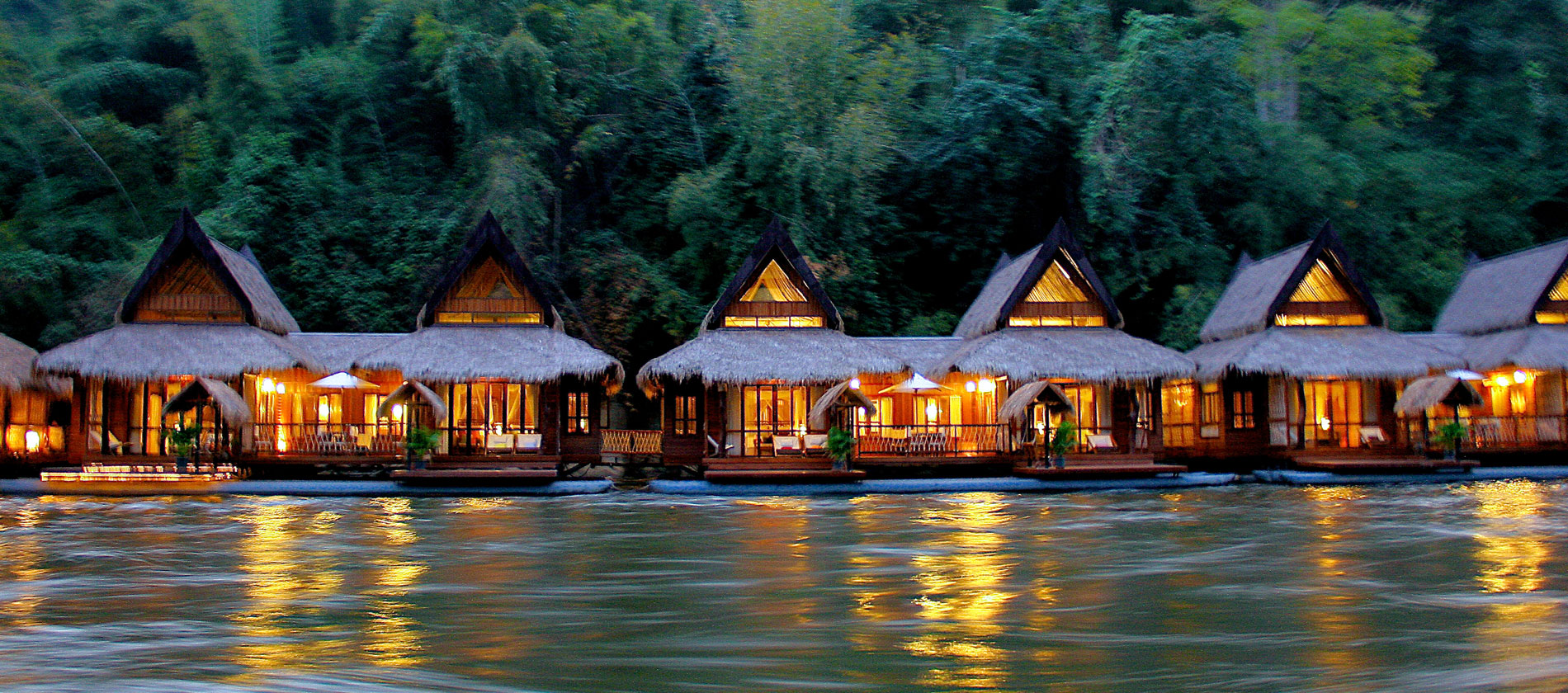 Float House River Kwai Resort Enchanting Travels