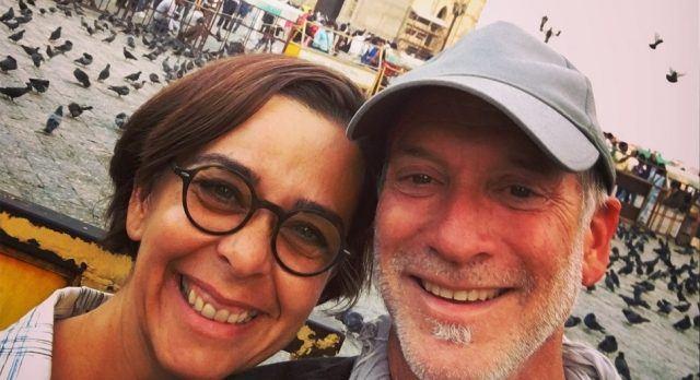 Enchanting Travels guests Larisa and Wayne Gurnick