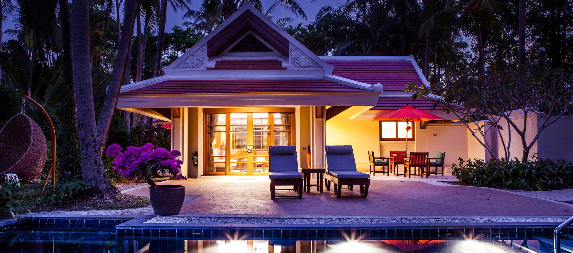 Santiburi Beach Resort And Spa Koh Samui Thailand