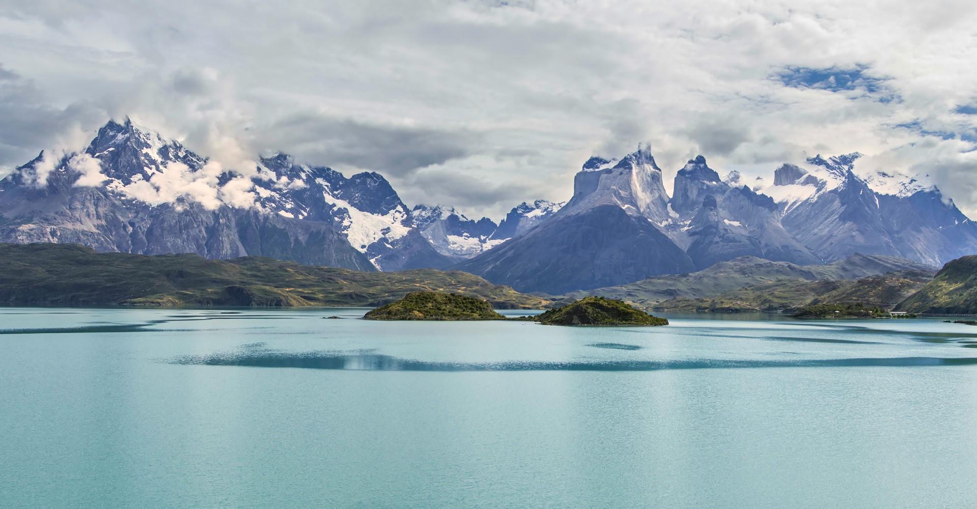Mountains in Chile Patagonia Tour