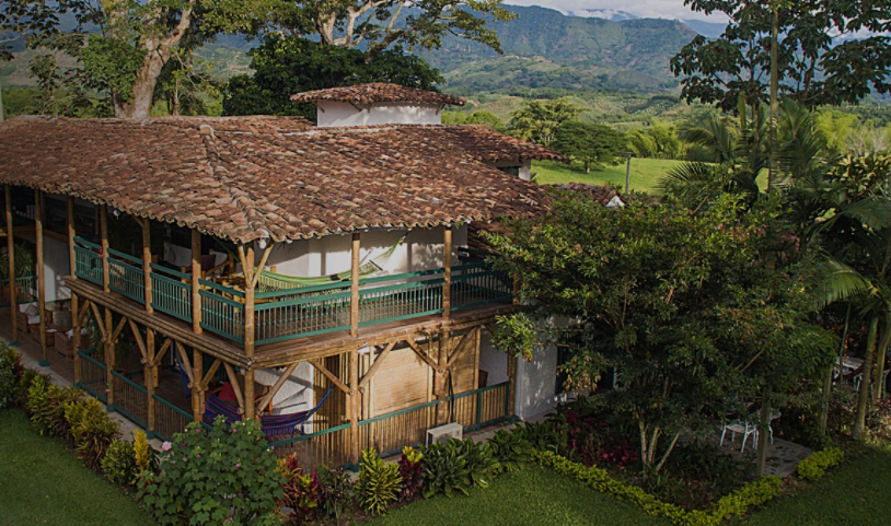 Hacienda Bambusa - Exterior