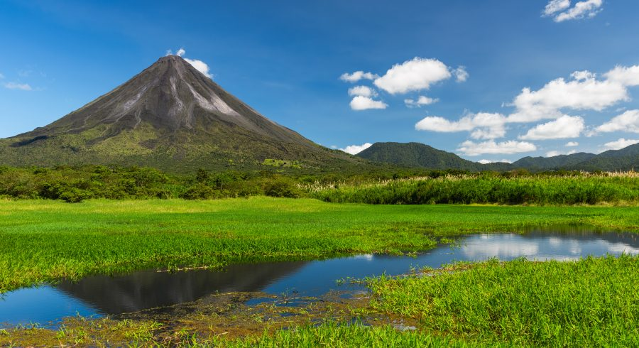 Arenal Volcano: Costa Rica Vacation