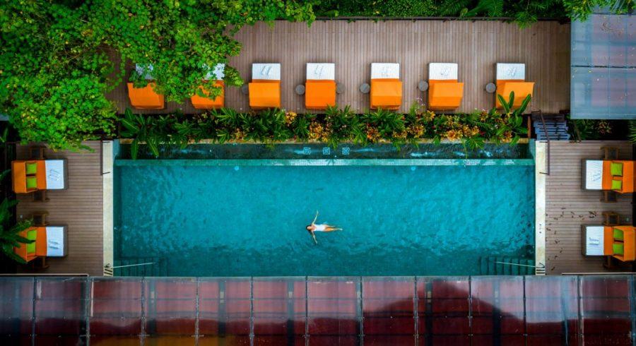 Enchanting Travels - Costa Rica Tours - Arenal Hotels - Nayara Springs - Swimming Pool