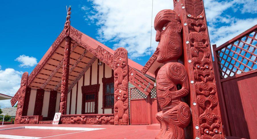 Enchanting Travels New Zealand Tours maori marae